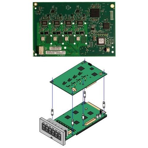 Avaya 700417462 Плата коммуникационная, цифровых соединительных линий IPO IP500 TRNK PRI UNVRSL DUAL