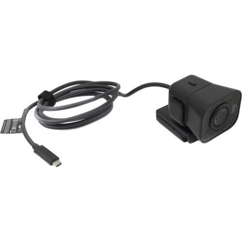 Камера Web Logitech StreamCam GRAPHITE черный USB3.1 с микрофоном [960-001281]