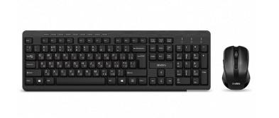 Клавиатура + мышь беспровод. Sven KB-C3400W 2,4 GHz, 104+9кл, 800-1600DPI [SV-018887]