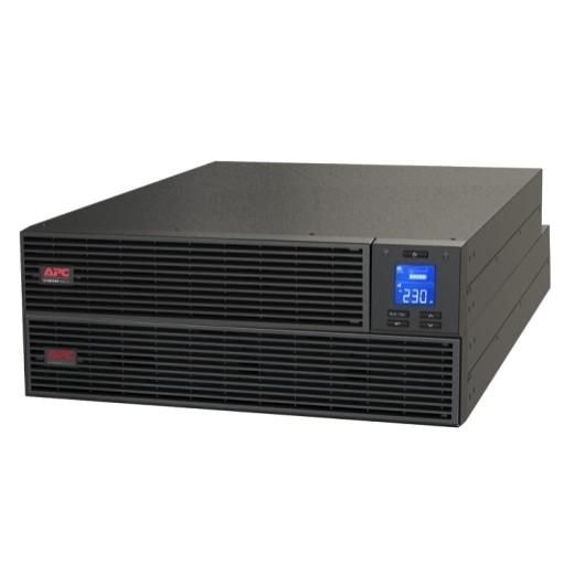 APC Smart-UPS SRV SRV10KRIRK 10 000 ВА, 230 В, с комплектом внешних батарей, стоечное исполнение, с рельсами для монтажа