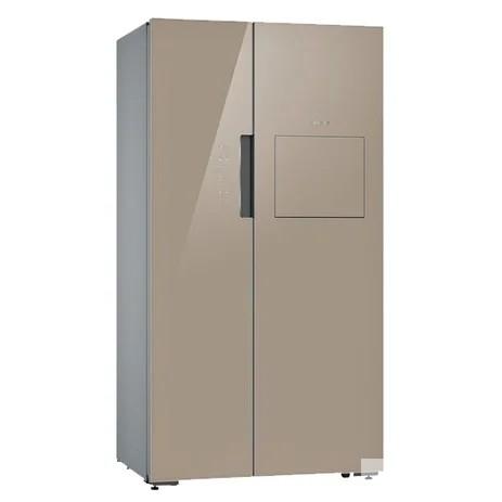 Холодильник Bosch KAH92LQ25R кварцевое стекло (двухкамерный)