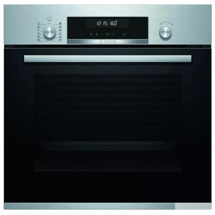 Духовой шкаф Электрический Bosch HBJ577ES0R нержавеющая сталь/<wbr>черный