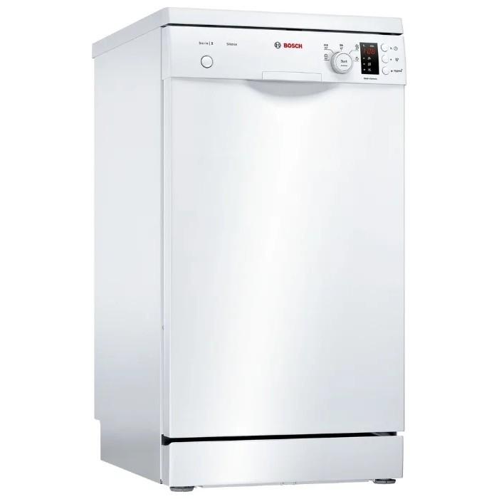 Посудомоечная машина Bosch SPS25DW04R белый (узкая)