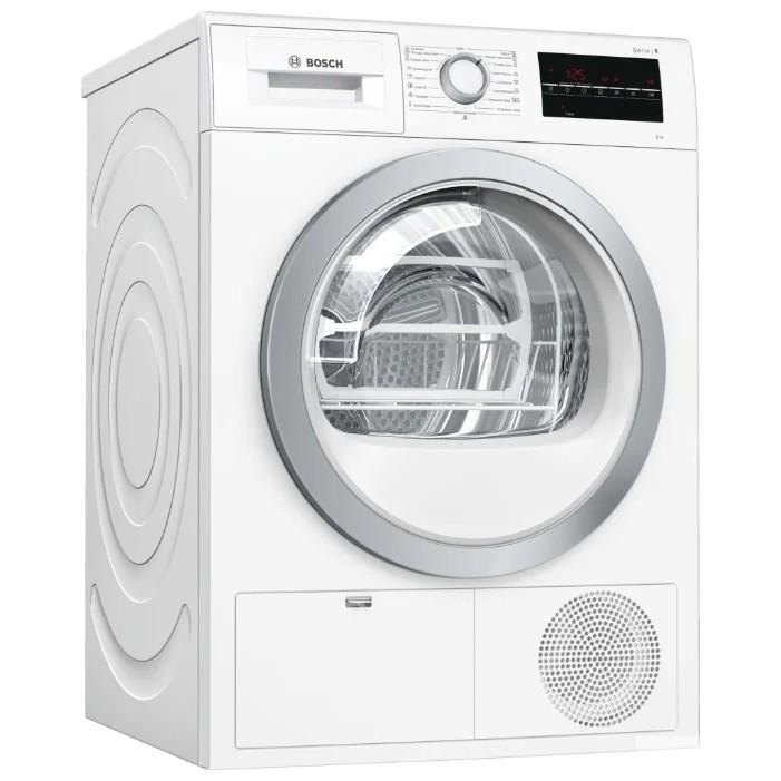 Сушильная машина Bosch WTG86401OE кл. энер. :B макс. загр. :9кг белый