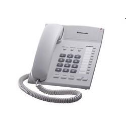 Panasonic KX-TS2382RUW (белый) индикатор вызова, повторный набор последнего номера,4 уровня громкости звонка