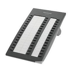 Panasonic KX-T7740X-B (чёрная) Консоль прямого доступа (DSS) (32 кнопки DSS/<wbr>BLF, 16 кнопок PF)