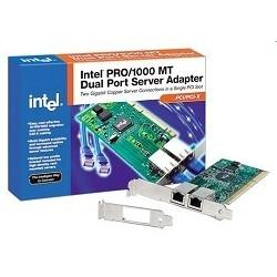 INTEL PWLA8492 (MT) - OEM, Сетевая карта PRO/<wbr>1000 MT Dual Port Server Adapter (844143/<wbr>847743)