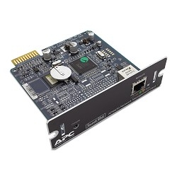 APC AP9630 UPS Network Management Card 2 HTTPS/<wbr>SSL, SSH, SNMPv3 CD with soft