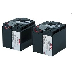 APC RBC55 Replacement Battery Cartridge (2 шт. в уп-ке)