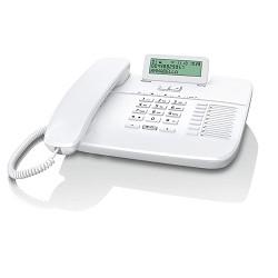 Gigaset DA710 (IM) White. Телефон проводной (белый)