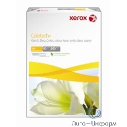 XEROX 003R98975 Бумага XEROX Colotech Plus 170CIE, 250г, A4, 250 листов