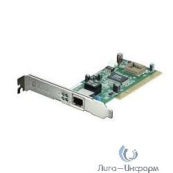 D-Link DGE-530T/D2C Сетевой PCI-адаптер с 1 портом 10/100/1000Base-T (OEM)