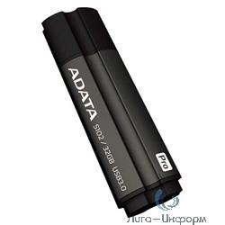 A-DATA Flash Drive 32Gb S102P AS102P-32G-RGY {USB3.0, Grey}