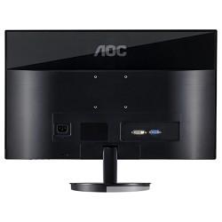 "LCD AOC 21.5"" I2269Vw/<wbr>01 Silver-Black/<wbr>Metal-Black IPS LED 1920x1080 6ms 16:9 50M:1 250cd DVI D-Sub"