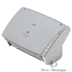 Canon DR-C130 6583B003 (CIS, A4 Color, 600dpi, 30  стр./мин,  USB2.0  ,  DADF)