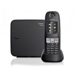 Gigaset E630A Black Телефон беспроводной (черный, автоответчик)