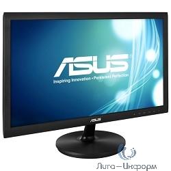 """ASUS LCD 21.5"""" VS228NE черный {TN LED 1920x1080 5ms 16:9 90/65 10M:1 250cd DVI D-Sub} [90LMD8001T02211C-/90LMD8501T02211C-]"""