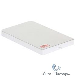 """AgeStar 3UB2O1 SILVER Внешний корпус для 2.5"""" SATA-устройств, 3UB2O1 silver, AgeStar USB3.0, алюминий, серебристый [592011/08304]"""