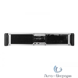 RM24100-L, BK CC1012,LOW PROFILE REAR WINDOW,W/FAN+PS2 PSU BKT (RM24100H01*13053) (Замена для RM22300)