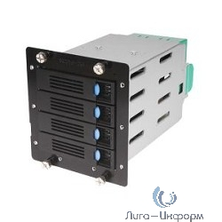 "HDD корзина CAGE,3.5"", w/6G mini-SAS BP,SR209/SR105 (84H220910-078) {4}"