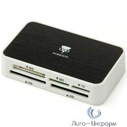 USB 3.0 Card reader Konoos UK-30 SD/MMC/SDHC/MS/M2/XD/TF