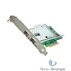 INTEL E10G42BTDA/BFSRBLK Сетевая карта X520-DA2 oem (980139/927249/927247) (Ethernet,1GbE/10GbE, 2 ports)
