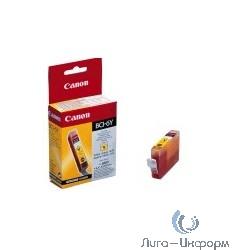 Canon BCI-6Y 4708A002 Картридж для S800 series/S900/S9000/BJC-8200Photo/i950/i560, Желтый, 270 стр.