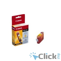 Canon BCI-6Y 4708A002 Картридж для S800 series/S900/S9000/BJC-8200Photo/i950/i560, Желтый, 270 стр.