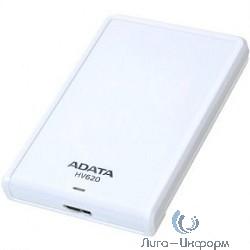 """A-Data Portable HDD 1Tb HV620 AHV620-1TU3-CWH {USB3.0, 2.5"""", White}"""