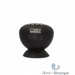 """CBR CMS 120Bt Black {Акустическая система Bluetooth, громкая связь, вакуумное крепление (присоска), кнопки """"Принять\отклонить вызов""""}"""
