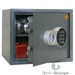 Сейф AIKO Т-28 EL (Внешние размеры:280х340х317 мм, Вес:9 кг)[S10399270414]