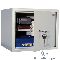 Сейф AIKO Т-28 (Внешние размеры:280х340х317 мм ,Вес:9 кг) [S10399270114]