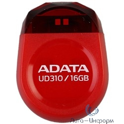 A-DATA Flash Drive 16Gb UD310 AUD310-16G-RRD {USB2.0, Red}