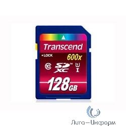 SecureDigital 128Gb Transcend TS128GSDXC10U1 {SDXC Class 10, UHS-I}