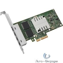 INTEL E1G44HTBLK/HTG1P20 Сетевая карта I340-T4 (PCI Express, 4-Ports, 10/100/1000Base-T, 1000Mbps, Gigabit Ethernet) (904267/904223)