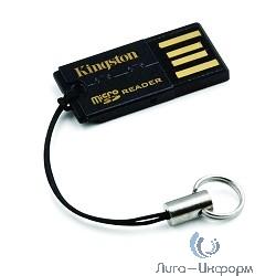 USB 2.0 Card Reader microSD Kingston [FCR-MRG2]