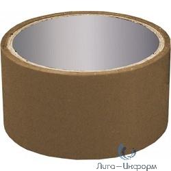 Клейкая лента упаковочная 48мм*45м, 40 мкр темная, коричневая