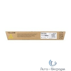 821059/820117 Print Cartridge Yellow SP C820DNHE  Принт-картридж желтый, тип SPC820DNHE