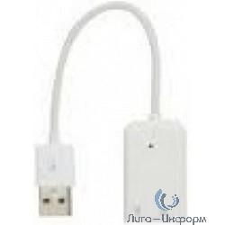 C-media 849415 Звуковая карта USB TRAA71 (C-Media CM108/ASIA USB 8C) 2.0 channel out 44-48KHz (7.1 virtual channel) RTL