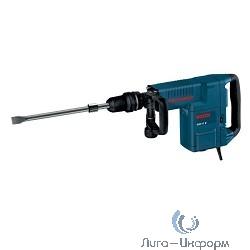 Bosch GSH 11E Отбойный молоток [0611316708] {1500 Вт, 25Дж, SDS-MAX, 10,1 кг, кейс}