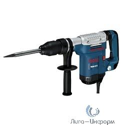 Bosch GSH 5CE Отбойный молоток [0611321000] {1150 Вт, 13Дж,SDS-MAX, 6,2 кг, кейс}
