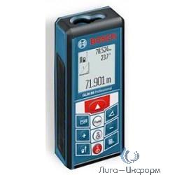 Bosch GLM 80 Дальномер лазерный [0601072300] { 0,05-80м, точн.1мм/80м, 0,124 кг }