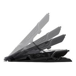 Zalman ZM-NS2000  Система охлаждения ноутбука