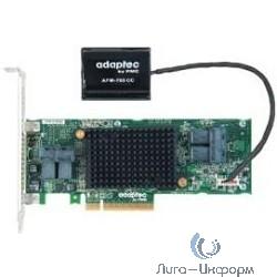 Adaptec ASR-81605ZQ SGL 2281600-R {PCI-E v3 x8, LP}