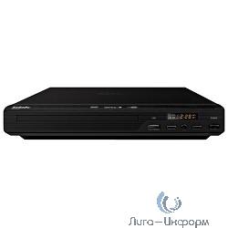 BBK DVP030S, черный