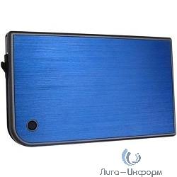 """AgeStar 3UB2A14 (Blue) Мобил рек  usb3.0 to 2,5""""hdd SATA алюминий [10607]"""