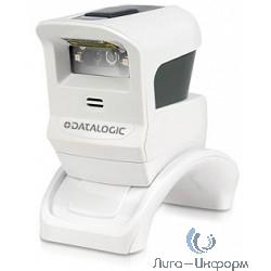 Datalogic Gryphon GPS4490 [GPS4490-WH] Серый {Сканер штрихкодов стационарный, 2D имидж, RS232, USB}