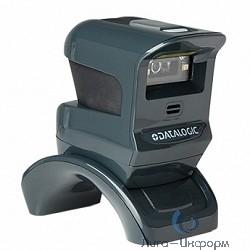 Datalogic Gryphon GPS4490 [GPS4490-BK] Черный {Сканер штрихкодов стационарный, 2D имидж RS232, USB}