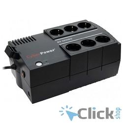 UPS CyberPower BS650E 650VA/360W USB, (3+3 EURO) [271706]