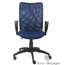 Бюрократ Ch-599/DB/TW-10N  Кресло (спинка темно-синяя сетка, сиденье темно-синий TW-10N) [813006]